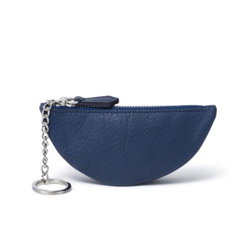 袋縫いコインケース(大)チェーン付き イメージ画像