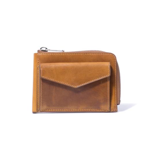 L字ファスナー財布 イメージ画像