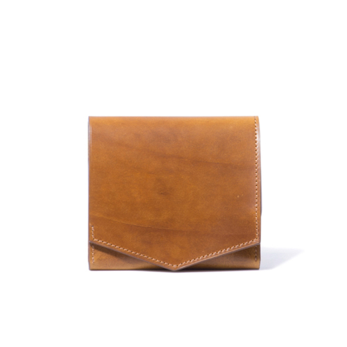 小銭入れつき折り財布(タテ型) イメージ画像